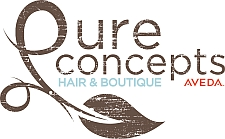 Pure Concepts Hair & Boutique  Logo